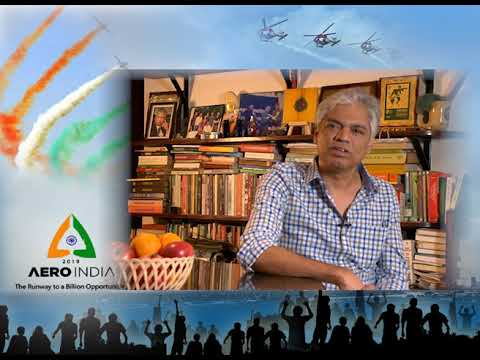 Theater, Film Artist Prakash Belawadi on Aero India 2019 | English Version | DD Chandana
