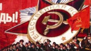 Red army choir Along the valleys, along the hills
