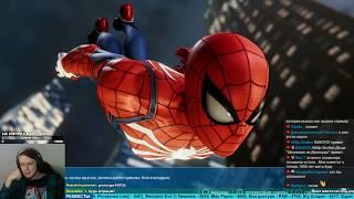 Spider-Man (PS4) - Pixel_Devil Стримы