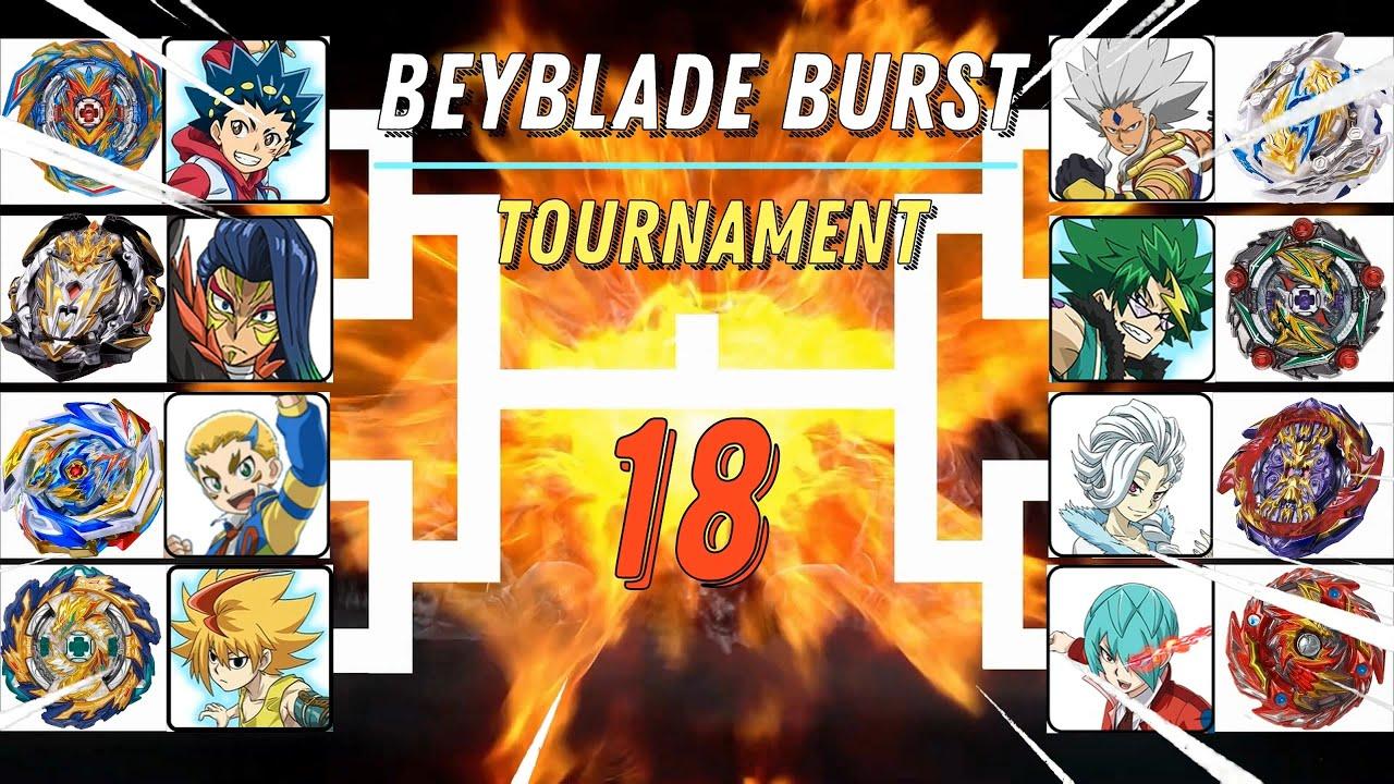 Beyblade Burst Sparking Tournament 18  Who wins? 베이블레이드 버스트 스파킹 슈퍼킹 진검 토너먼트 18회 ベイブレードバースト トーナメント18