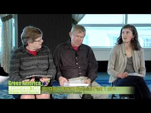 Green America Hometown Tour - Grow Smart RI