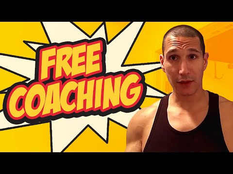 Free Coaching: Send Me Your VIDEO QUESTIONS!