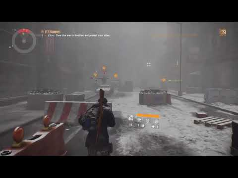 The Division - Defending JTF |