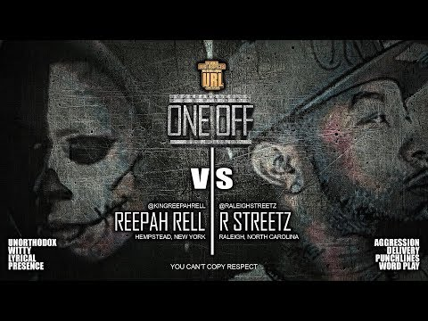REEPAH RELL VS R STREETZ SMACK/ URL RAP BATTLE