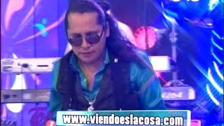 VIDEO: TOCADA EN VIVO EN TOP UNO (parte 1) - POTENCIA JUVENIL EN VIVO
