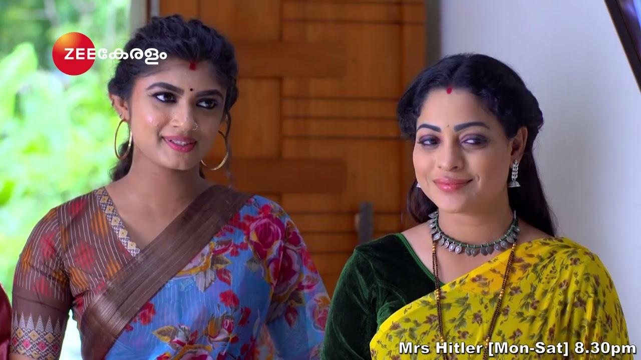 Mrs.Hitler - Monday - Saturday, 8.30 PM - Zee Keralam