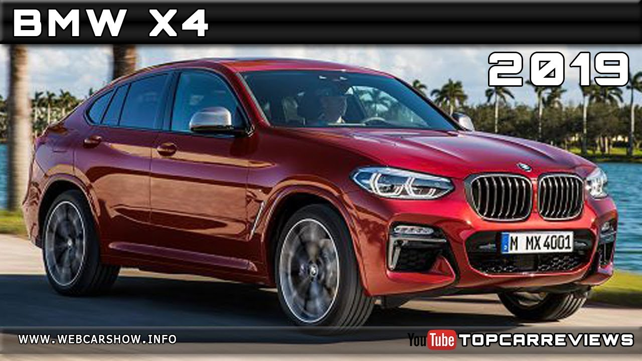 2019 bmw x4 review rendered price specs release date