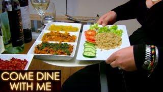 Dal's Menu Impresses AĮl   Come Dine With Me