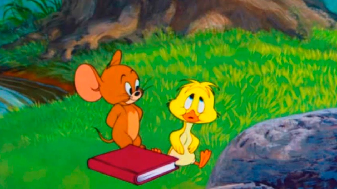 Tom And Jerry Episode 87 Downhearted Duckling 1953 Youtube