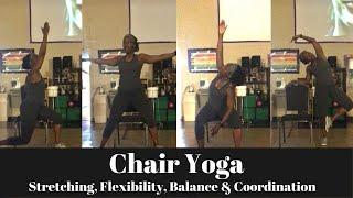 Chair Yoga (Balance & Core)
