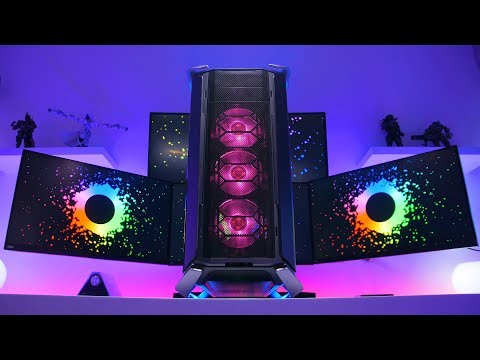 Cooler Master Cosmos C700P Review - An Epic Full Tower.