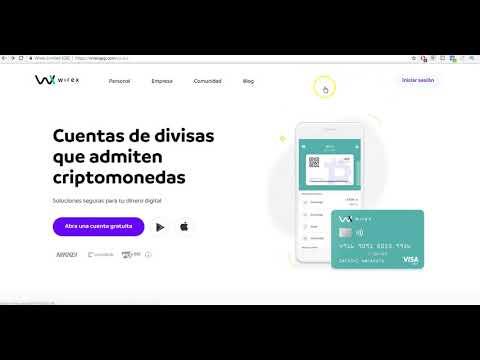 Tarjeta Visa Para Retirar Nuestros Bitcoin en Cajeros Automaticos 2018