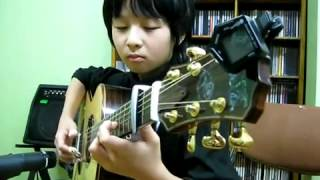 X mas Carol) Silent Night Holy Night   Sungha Jung Acoustic Tabs Guitar Pro 6