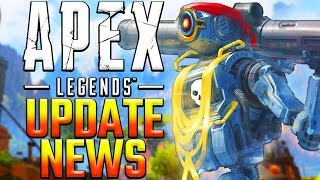 Apex Legends Update News for Bug Fixes! Havoc Nerf + Accuracy While Sliding + Devotion Nerf