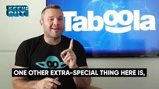 Taboola, Giddy Up and Geek Crew!