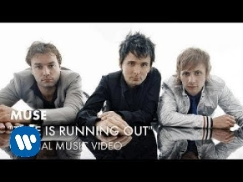 Muse-Time Is Running Out:歌詞+翻譯