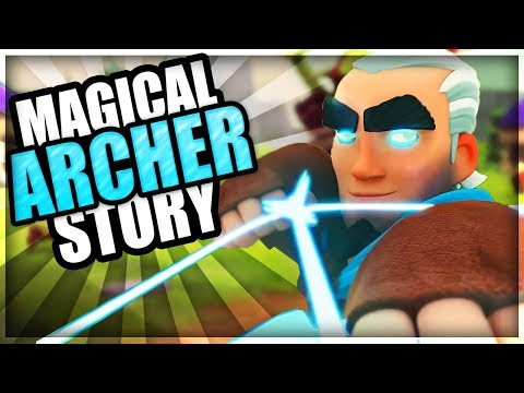 How did the Wizard become the Magic Archer? -Who is the Magic Archer? Clash Royale Origin Story