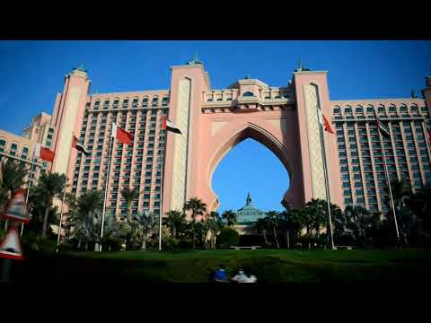 DUBAI VLOG- #BURJ-AL-ARAB | #JUMEIRAHBEACH | #ATLANTIS,THE PALM | #TRAMSTATION | #ibn battuta mall|