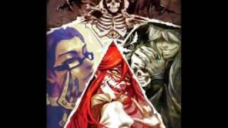 The Kuroshitsuji(Black Butler) Reapers