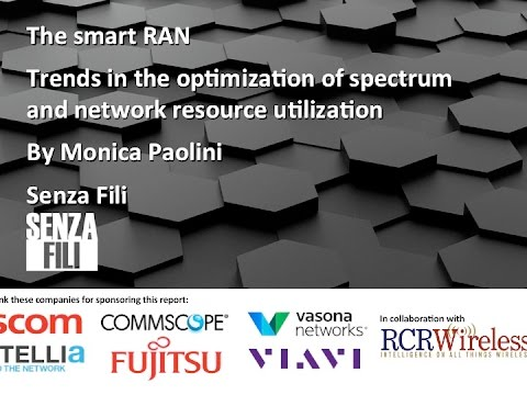 Analyst Angle: The Smart RAN - Trends in the optimization of spectrum