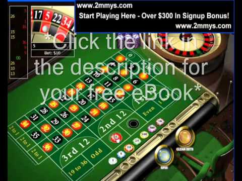 How to beat the casino lesson roulette