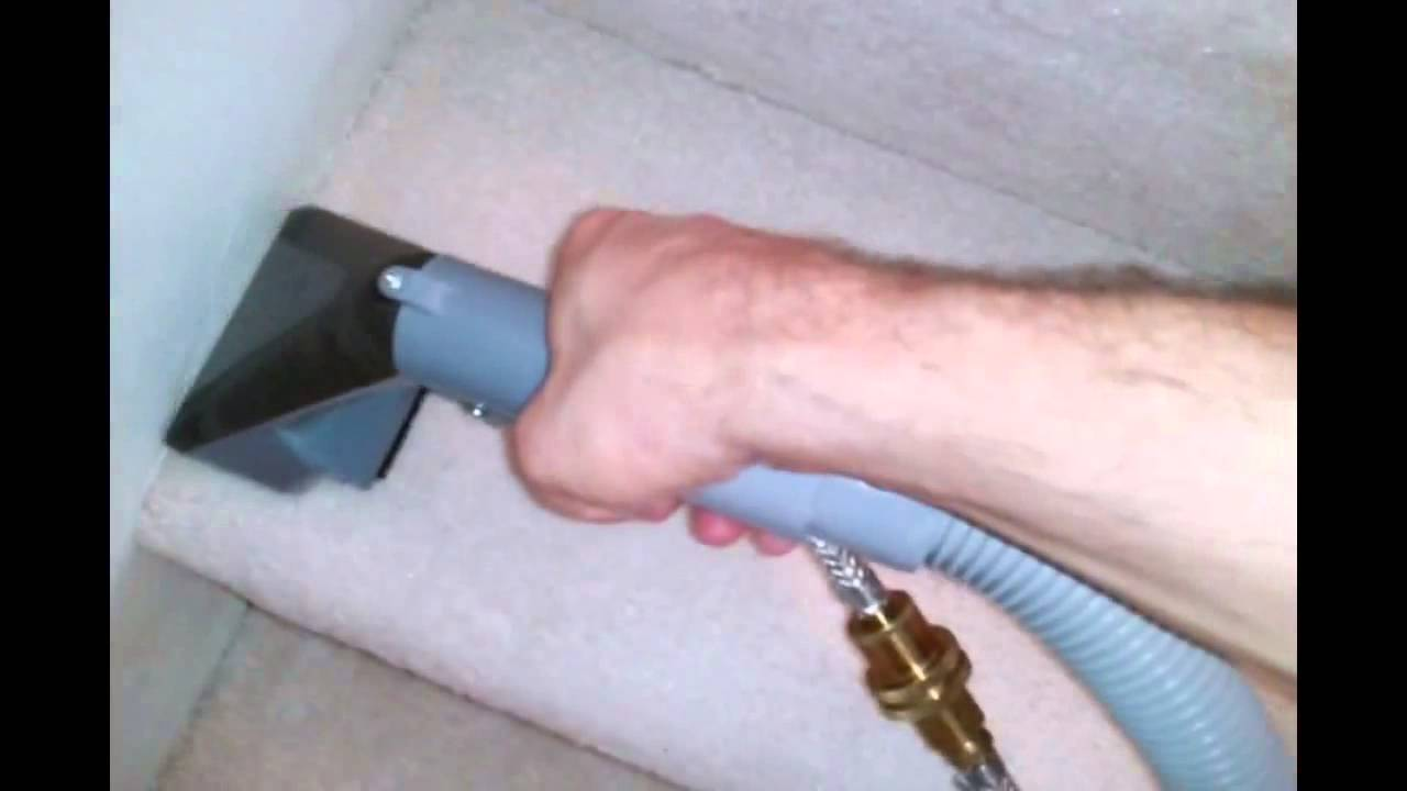 RugDoctor Mighty Pro   Stair Cleaning   YouTube