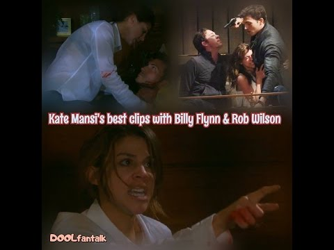 Nominee Kate Mansi's Best s with Billy Flynn and Rob Wilson