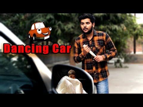 DANCING CAR || Virat Beniwal || Funny Video