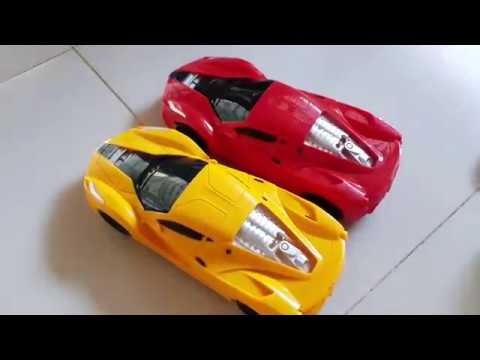 Trò chơi đua xe Lamborghini (Tin và anh Hai)