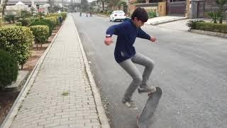 How many tricks can you name~ Skateboarding Pakistan