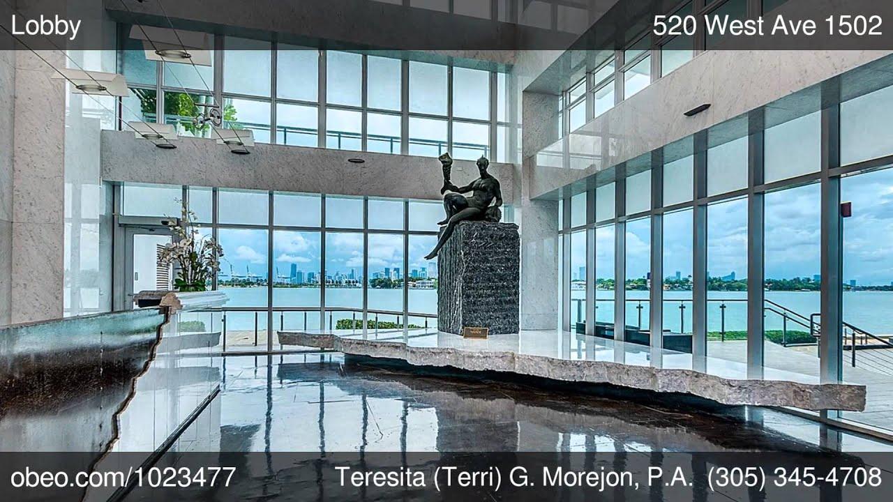 520 West Ave 1502 Miami Beach Fl 33139 Teresita Terri G Morejon Pa