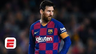 Why Lionel Messi went public with his criticism of Barcelona director Eric Abidal | ESPN FC