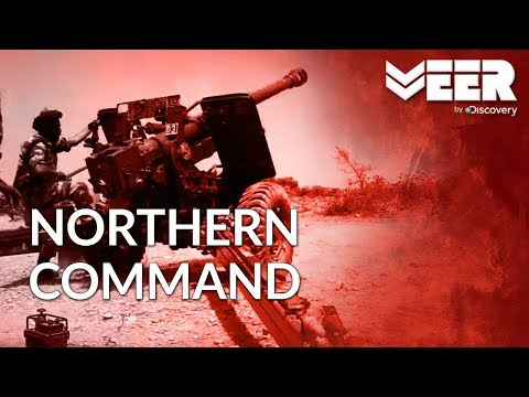 Northern Command - Soldiers at LOC | Indian Military's Did You Know | Veer by Discovery