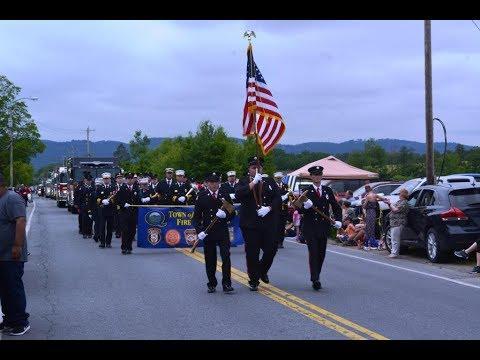 W Glen's Falls Parade 6/17/17