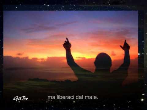 La preghiera del padre nostro come ges ha insegnato - Nostro padre versione moderna ...