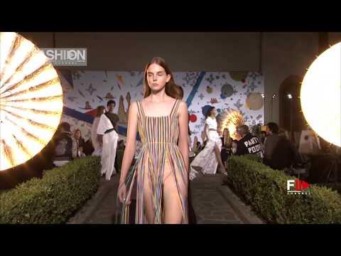 VIONNET Full Show Spring Summer 2018 Milan - Fashion Channel