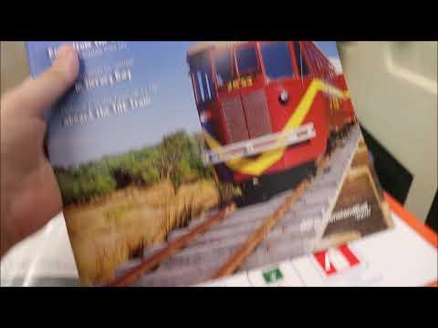 Spirit Of Queensland Railbed Cairns To Brisbane