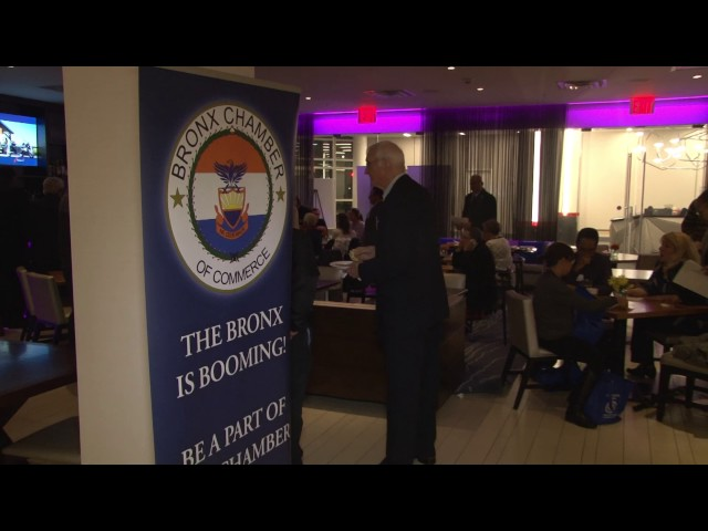 Bronx Chamber of Commerce Evening Business Networking Event