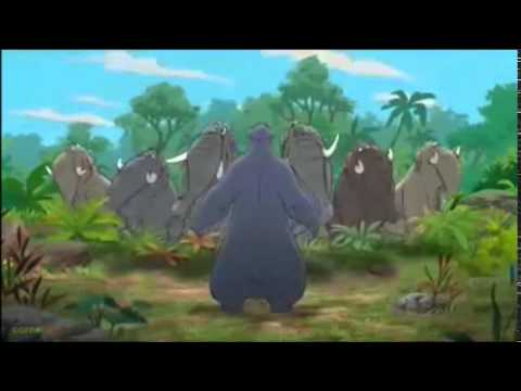The Jungle Book 2 - Colonel Hathi's March. (English 2.). =3