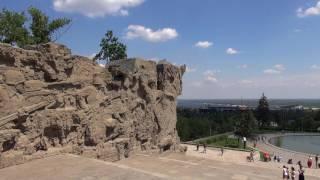 Сталинград. Немецкая и советская техника. Немного развалин Сталинграда