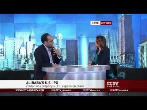 Alibaba's U.S. IPO- CCTV- Ari Zoldan