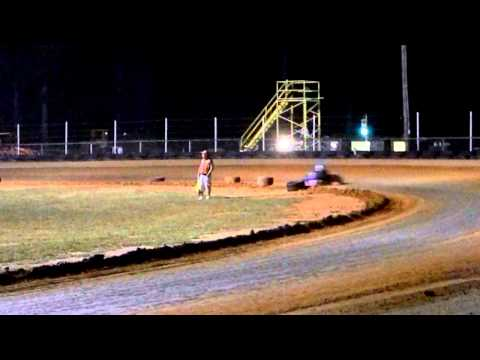 Kart Racing - Wilson's Motorsports Track - May 7th 2011