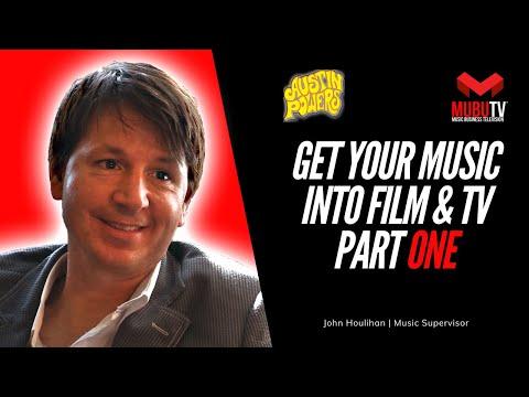 How To Get Your Music In Film & TV  John Houlihan Music Supervisor  MUBUTV  Pt.1 SE.1 EP.1