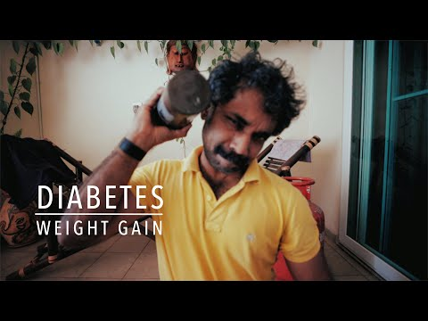 Diabetes and Weight Gain Supplements Diet and work outs