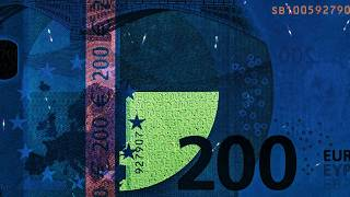 Europa Series: 200 Euro Banknote Security Features