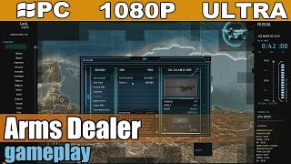 Arms Dealer gameplay HD - Strategy - [PC - 1080p]