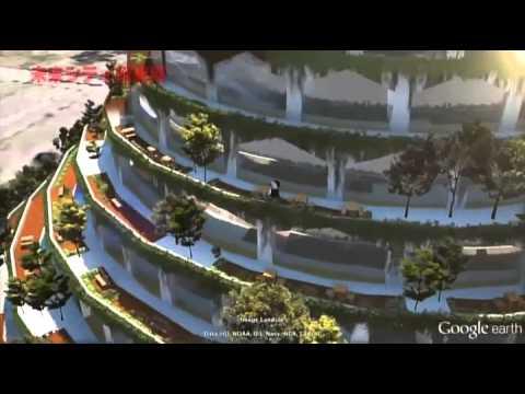 【 未来シティ研究所】#1「ウェディングケーキの集合住宅」 (Việt Sub)