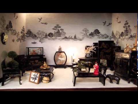 Oriental Furniture In Modern Interior Design - [Interior Design & Furniture]