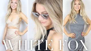 Try On Haul ♡ White Fox Boutique