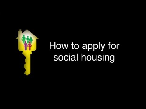 A guide to applying for social housing in Camden